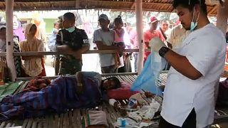 Banglades: nem küldött haza mianmari rohingjákat