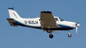 Διθέσιο αεροσκάφος συνετρίβη στη Φωκίδα