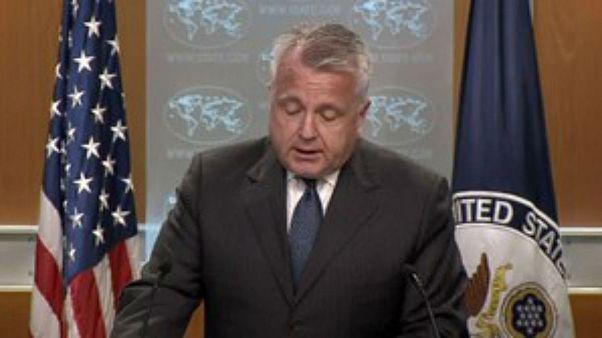 جان سولیوان، سرپرست وزارت امور خارجه ایالات متحده آمریکا
