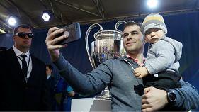 Şampiyonlar Ligi Kupası Kiev'de