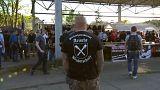 Cientos de neonazis celebran el cumpleaños de Hitler en el este de Alemania