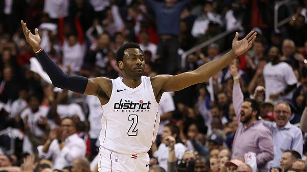 Los Wizards frenan a los Raptors (122-103)