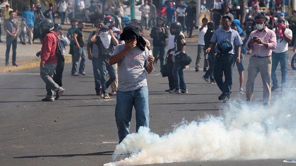 Νικαράγουα: Τουλάχιστον δέκα νεκροί στις επεισοδιακές διαδηλώσεις