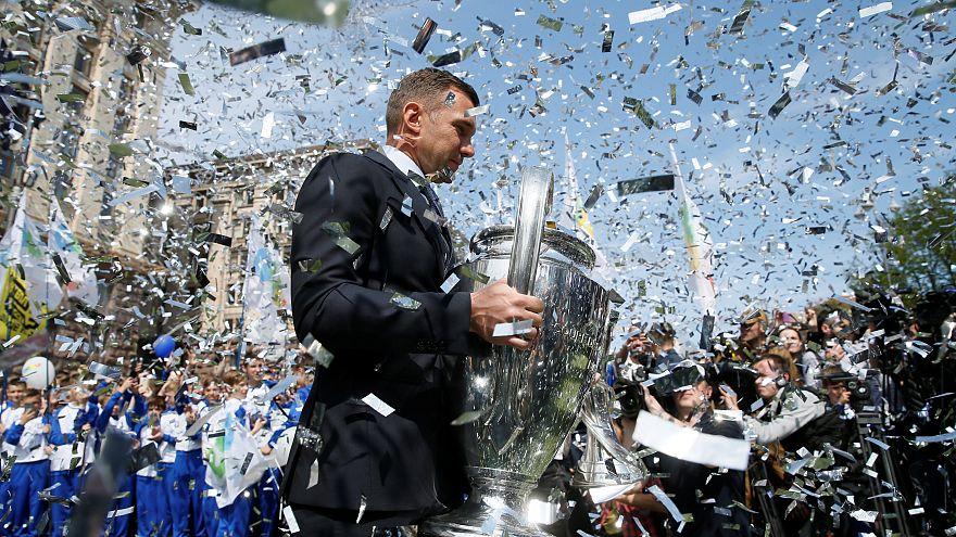Ligue des Champions : la finale se prépare à Kiev