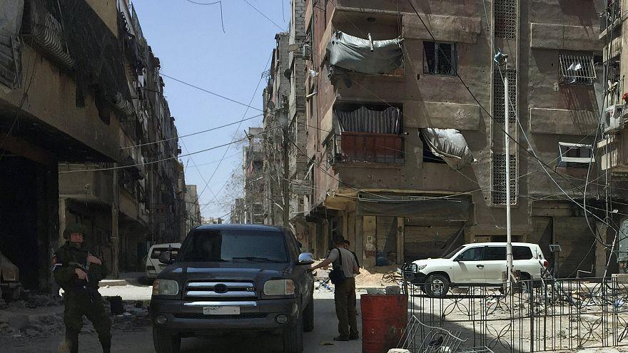 Siria: ispettori Opac entrano a Douma