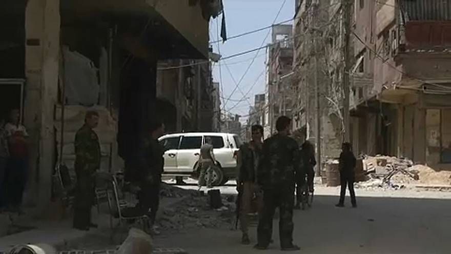 Végre elindultak a szakértők Dúmába