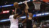 Washington Wizards Raptors'a karşı pes etmedi: 122-103