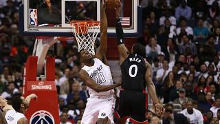"НБА: ""Вашингтон"" разгромил ""Торонто"""