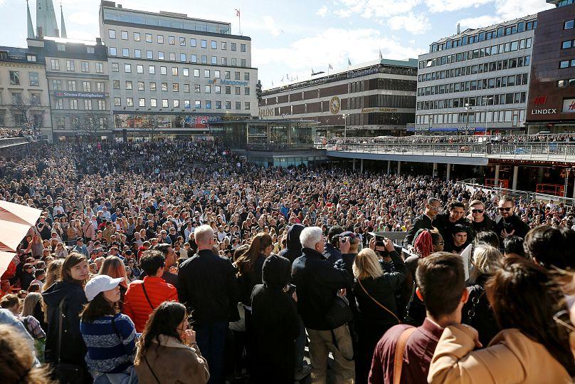 Reuters/Fredrik Persson