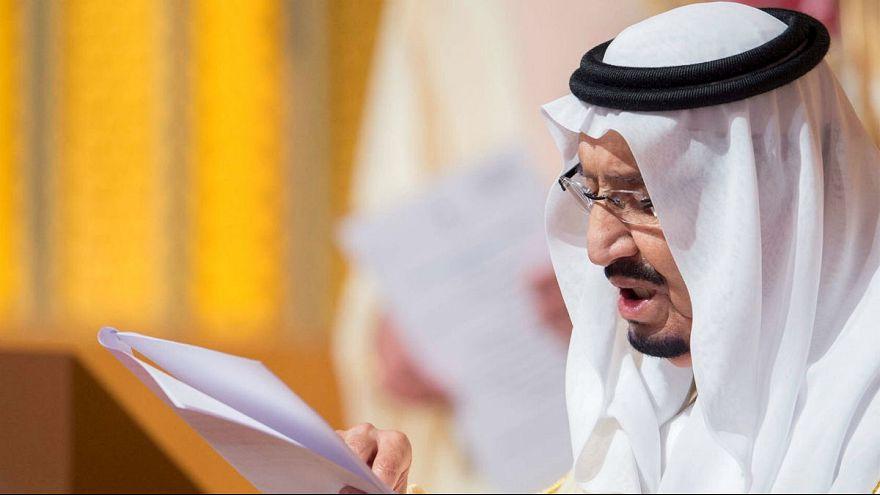 ملک سلمان، پادشاه عربستان