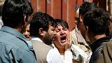 شمار تلفات حمله کابل افزایش یافت؛ دستکم ۵۷ کشته