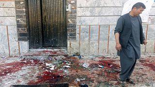 مقتل 48 شخصا في انفجار هز العاصمة الأفغانية كابول تبناه داعش