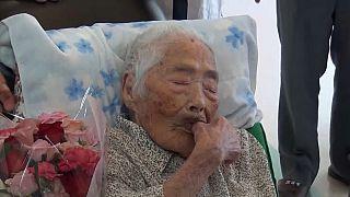 وفاة اليابانية نابي تاجيما أكبر معمرة في العالم عن 117 عاما