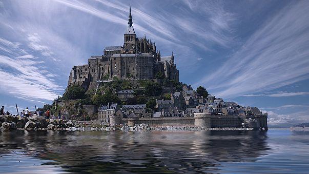 Γαλλία: Εκκενώθηκε για λόγους ασφαλείας το Μον Σαιν-Μισέλ