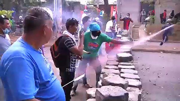 Komoly tüntetések Nicaraguában, Ortega visszakozhat