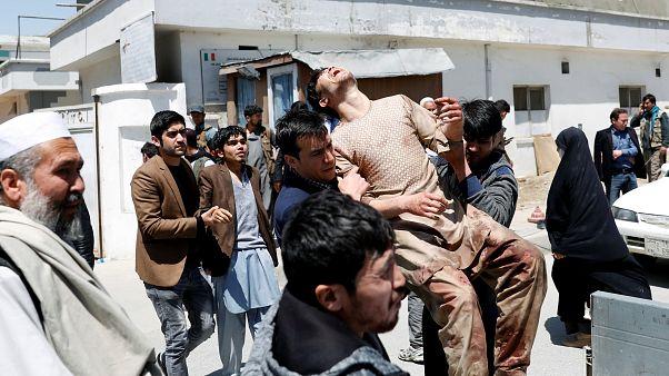 Kabul: Mehr als 50 Tote bei Selbstmordanschlag