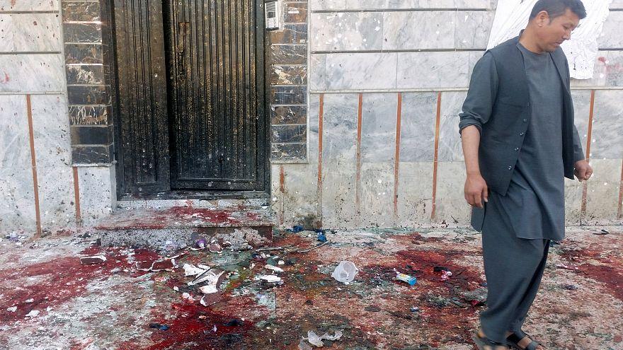 Μακελειό στην Καμπούλ - Δεκάδες νεκροί