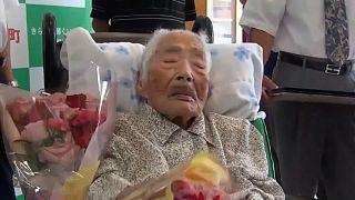 پیرترین انسان جهان درگذشت