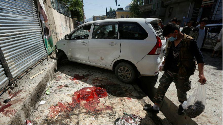 Atentado em Cabul fez mais de 30 mortos e mais de 50 feridos