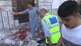 Az Iszlám Állam gyilkolt Kabulban