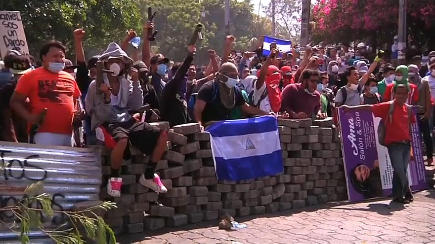 Nicaraguas Regierung will mit Demonstranten verhandeln