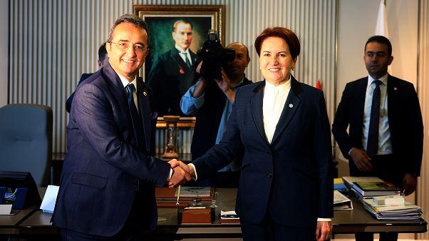 İYİ Parti-CHP ittifakına doğru: CHP'li 15 milletvekili İYİ Parti'ye geçti