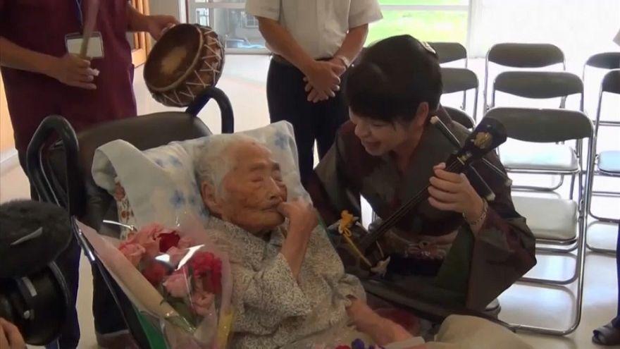Muore la donna più anziana del mondo