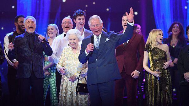 "Royals in Hochform: ""Queen's Birthday Party"""