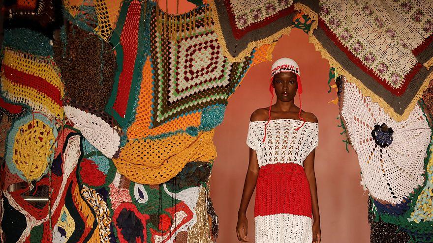 Água de Coco e Ponto Firme na Semana da Moda de São Paulo