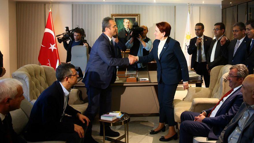 İYİ Parti CHP ile ittifakı sonrası seçimlere katılabiliyor