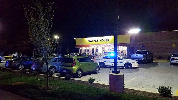 Нападение на ресторан в Теннесси