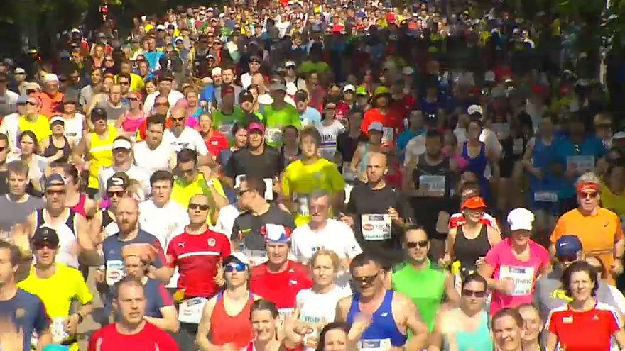 Marokkanischer Sieg beim Wien-Marathon