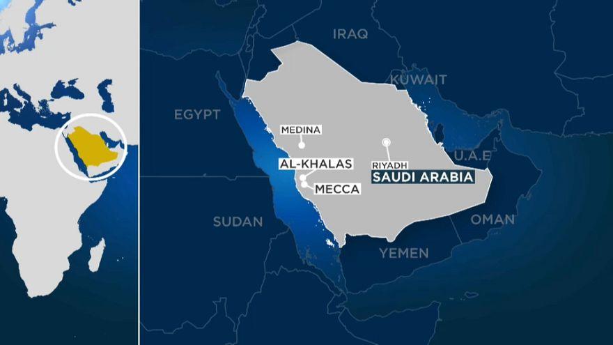 مرگ چهار بریتانیایی در حادثه رانندگی در عربستان