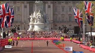 Kenia dominiert den London Marathon