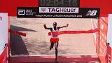 Les Kényans survolent le marathon de Londres