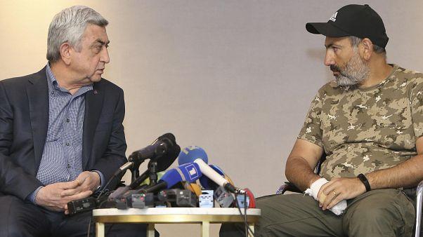 Armenia: fermato il leader dell'opposizione