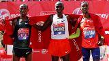 Maratona di Londra: dominio keniano, vincono Kipchoge e Cheruiyot