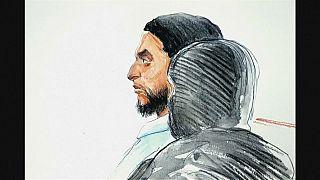 Abdeslam on trial in Brussels