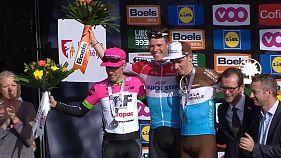 دراجات هوائية: فوز مستحق للوكسمبورغي جانجلز في سباق لييج - باستون - لييج
