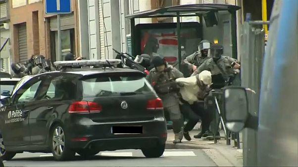 Captura em 2016 do principal suspeito dos atentados de Paris de 2015