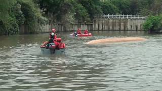 В Китае на воде погибли 15 человек