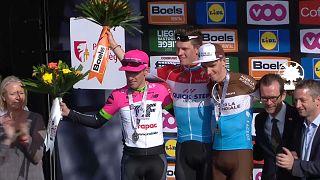Bob Jungels vence Liège-Bastogne-Liège