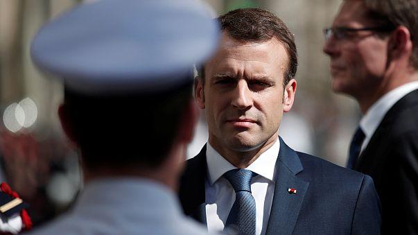 """Macron a Trump: """"Nessun piano B sul nucleare iraniano"""""""