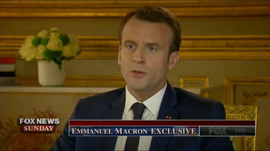 """Nucléaire iranien : pas de """"plan B"""" pour Macron"""