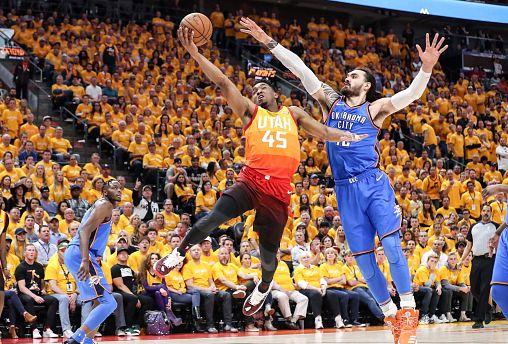 Utah Jazz take 2-1 series lead in NBA Play-Offs against Oklahoma Thunder