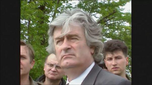 Massaker von Srebrenica 1995: Karadzic wieder vor Gericht