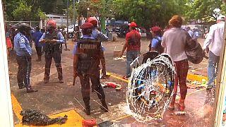 Nicaragua: Präsident zieht Reform nach Protesten mit 25 Toten zurück