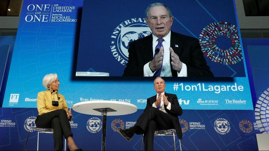 پیشنهاد شهردار سابق نیویورک برای پرداخت سهم آمریکا در  پیمان پاریس