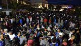 Λέσβος: Χειροπέδες σε 120 μετανάστες