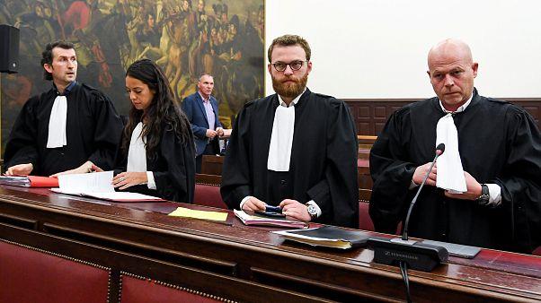 Salah Abdeslam condenado a 20 anos de prisão